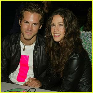 Watch Ryan Reynolds Sing Ex Alanis Morissette's 'Ironic' (Video)