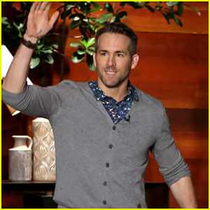 Ryan Reynolds Says His Daughter James is Already Talking