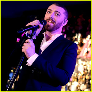 Sam Smith Performs For First Time in Two Months at THR's Nominees Night 2016