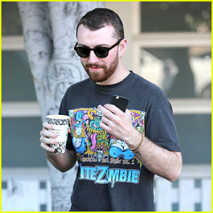 Sam Smith Has Plans to Visit His Mom, Dad and Sisters