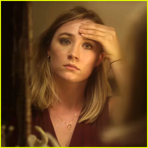 Saoirse Ronan Teams Up With Hozier For Domestic Violence Campaign