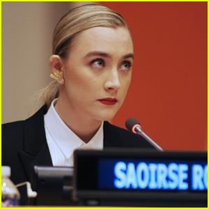 Saoirse Ronan Says She's Similar to Her 'Brooklyn' Character