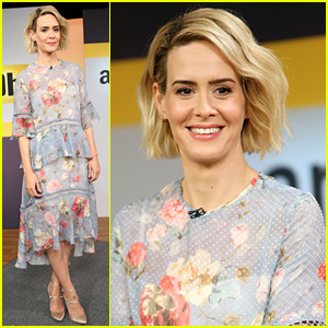 Sarah Paulson & Her 'American Crime Story' Counter Part Have A Lot in Common