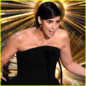 Sarah Silverman Rants About James Bond at Oscars 2016: He's 'Not a Grower Or a Shower' - Watch Now!