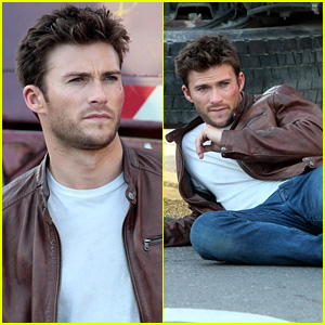Scott Eastwood Performs His Own Stunts for 'Overdrive' - Watch Now!
