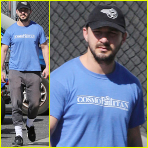 Shia LaBeouf Steps Out Amid Family Legal Drama