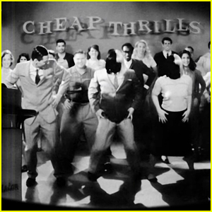 Sia Drops 1950s-Themed 'Cheap Thrills' Lyric Video feat. Sean Paul - Watch Now!