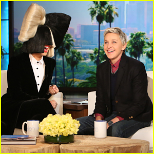 Sia Talks Her New 'Rejects' Album 'This Is Acting' On 'Ellen'!