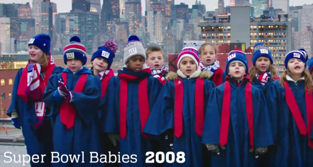 baby astronaut super bowl commercial - photo #32