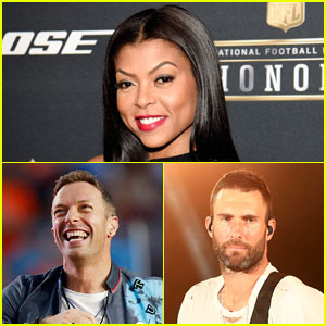 Taraji P. Henson Thought Maroon 5 Was Performing the Super Bowl Halftime Show 2016