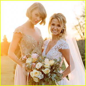 Taylor Swift Served as Maid of Honor at BFF Britany Maack's Wedding! (Photos)