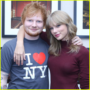 Taylor Swift Writes Ed Sheeran the Sweetest Birthday Message