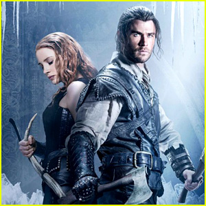 'The Huntsman' Trailer Shows Two Sisters at War - Watch Now!