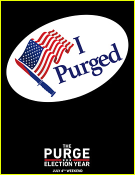 'The Purge: Election Year' Trailer Is Bone-Chilling - Watch Now!