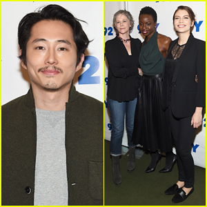 'The Walking Dead' Cast Tease Midseason: 'Most Dark, Scary, & Twisted Stuff'