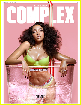 Tinashe Covers 'Complex' Mag & Drops 'Ride Of Your Life' - Full Song & Lyrics!