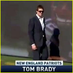 Tom Brady Gets Booed During Super Bowl MVP Tribute (Video)