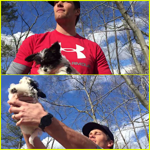 Tom Brady Spoofs Lion King's 'Circle of Life' with Family Dog - Watch Now!
