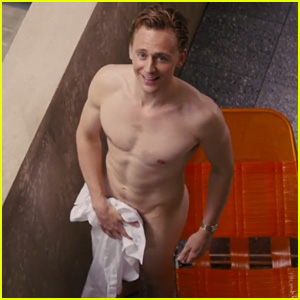 Tom Hiddleston Leaves Little to the Imagination in 'High-Rise' Trailer - Watch Now!