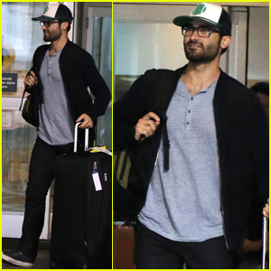 Tyler Hoechlin Joins the Cast of 'Fifty Shades Darker'