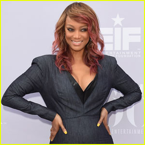 Tyra Banks Shares First Photo of Baby York on Valentine's Day!