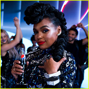 Who is Pepsi's Super Bowl Commercial Girl? Janelle Monae!