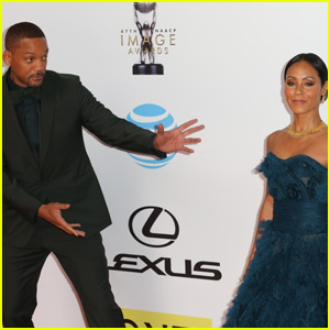 Will Smith Shows Off Jada Pinkett Smith at the NAACP Image Awards 2016