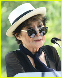 Yoko Ono's Son Gives Update After Her Hospitalization