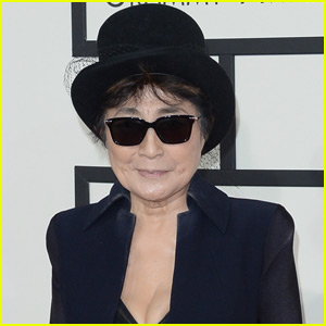 Yoko Ono Rushed to Hospital With Flu Symptoms