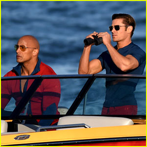 Zac Efron Is Having Difficulty Swimming in the Ocean, Says Former 'Baywatch' Star