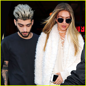 Zayn Malik Confirms Gigi Hadid is His Girlfriend