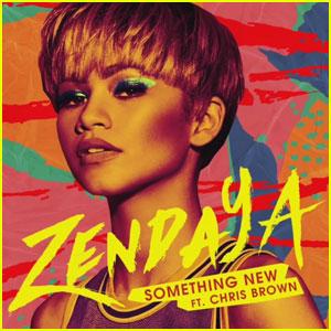 Zendaya Releases 'Something New' feat. Chris Brown - Listen Now!