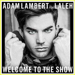 Adam Lambert Drops 'Welcome to My Show' Teaser - Listen!