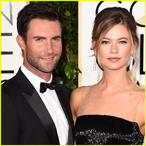 Behati Prinsloo Pregnant, Expecting First Child with Adam Levine
