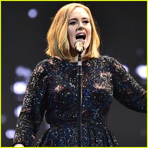 Adele: '25' World Tour 2016 Set List Revealed!