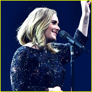 Adele's Son Angelo Attends His First Concert, Makes Her Cry