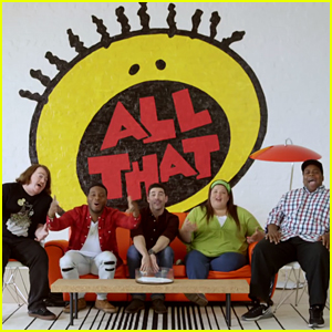 'All That' Reunion Coming to Nickelodeon's The Splat in April - Watch Now!