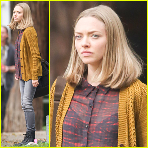 Amanda Seyfried Supports Message About Beauty Standards on Instagram