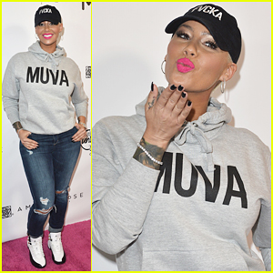 Amber Rose Opens Up About Rob Kardashian & Blac Chyna: 'They're Very Happy Together'