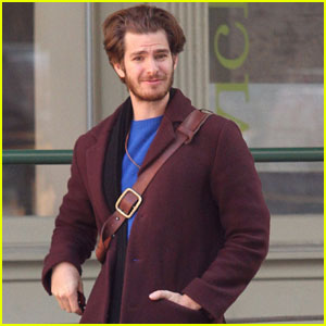 Andrew Garfield Makes Rare Appearance After Emma Stone Split