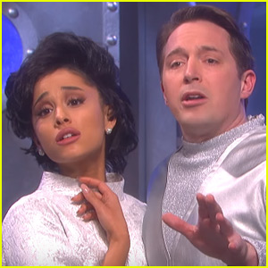 Ariana Grande Plays Judy Garland in Cut 'SNL' Sketch - Watch Now!