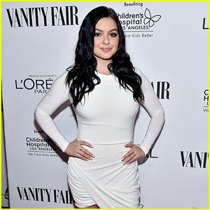 Ariel Winter Opens Up About Breast Reduction Surgery on 'Good Morning America' - Watch Now!