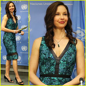 Ashley Judd Appointed UN Goodwill Ambassador, Vows To Put End To 15 Million Forced Child Marriages!