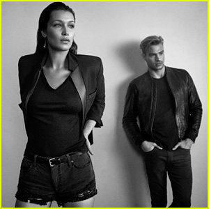 Bella Hadid & Matthew Noszka Star in Joe's Jeans New Campaign!