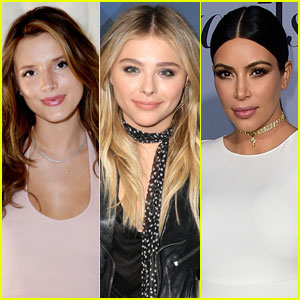 Bella Thorne Speaks on Chloe Moretz & Kim Kardashian's Feud