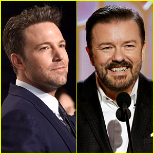 Ben Affleck Responds to Ricky Gervais' 'Unfaithful' Joke