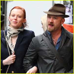 Ben Foster & Karen Elson Couple Up In NYC