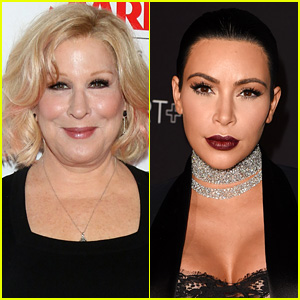 Bette Midler Responds to Kim Kardashian's Shade: 'Not Everyone Can Take a Joke'