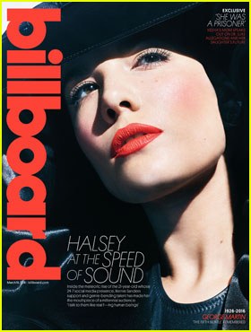 Halsey Opens Up About Suicide Attempt for 'Billboard' Cover