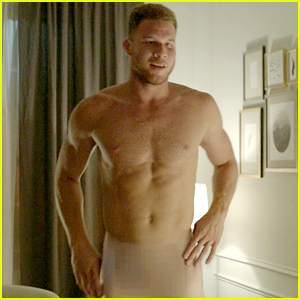 Blake Griffin Strips Down Completely for 'Broad City' Guest Spot